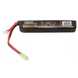 Bateria 11.1 V 2600 mAh 20C...