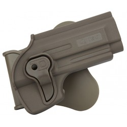 Pistolera Rigida CYTAC Tan...