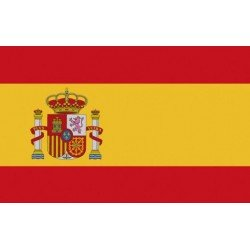 Bandera Española Constitucional 90 * 140 cm.