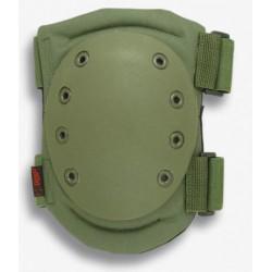 Rodillera Tactica Verde BARBARIC