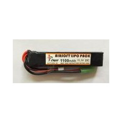 Bateria IPower 11.1V 1100mAh 20C tubo