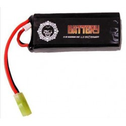 Bateria LIPO 11.1 V  - 1600 mAh 20C DUEL CODE