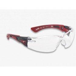 Gafas BOLLE Rush Incoloro/roja