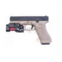 Lanza Smart Shot Mini + 5 Cartuchos + Gas Red 2 L.