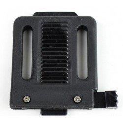 Adaptador Multifun Casco Negro DELTA TACTICS