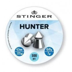 Balin 4 5 StringervCopa/Punta 500 Uds  HUNTER