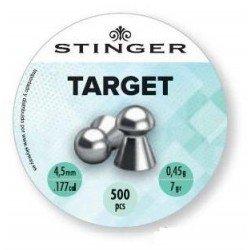 Balin 4 5 Target Copa/Redonda 500 Uds  STINGER