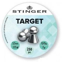 Balin 5 5 Target Copa/Redonda 250 Uds  STINGER