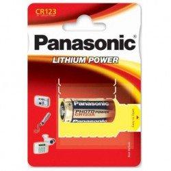 Pila cr123 Panasonic