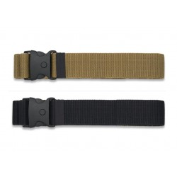 Cinturón 122 * 5 5 cm  Negro/Tan BARBARIC