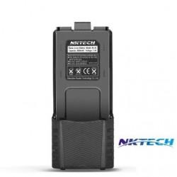 Nktech Walkie-talkies extendido de la batería