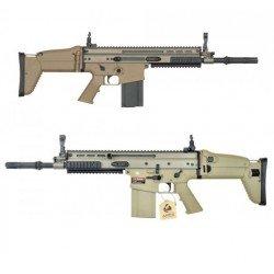 Fusil SCAR-H Tan ARES
