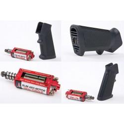 Motor AEG   Pistolete Ares M4