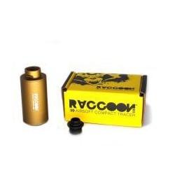 Silenciador Trazador RT2001 RACCOON Oro