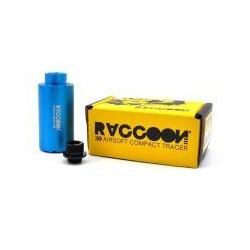 Silenciador Trazador RT2001 RACCOON Azul