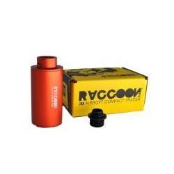 Silenciador Trazador RT2001 RACCOON Naranja