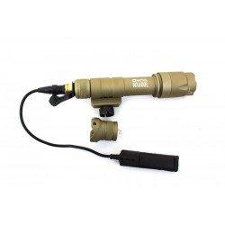 Linterna NX600L 600 lumens Tan