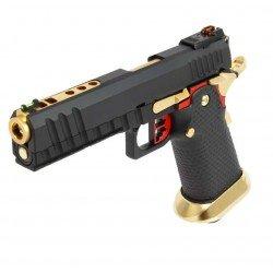 Replica HX2002 Full Black & Gold Gbb AW CUSTOM