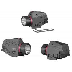 Laser Rojo con Linterna SD129