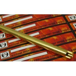 Cañon de precisión 400mm 6 02 innel barrel
