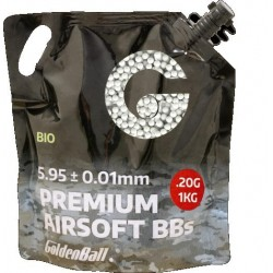 BBS GOLDEN BALL 0 20 Gr  1 Kg
