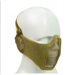 Máscara acolchada con cubre...