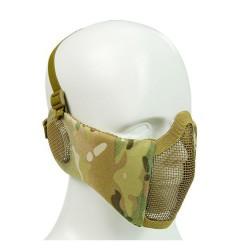 Máscara acolchada con cubre orejas Multicam