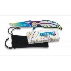 Navaja Rainbow Pluma 7 2