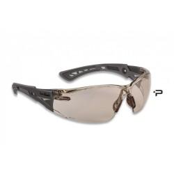 Gafas Bolle Rush negro y gris