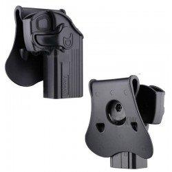 Pistolera Rigida Negra  HK USP /USP COMPACT CYTAC