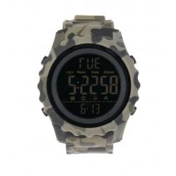Reloj Tactico Camuflaje Verde DELTA TACTICS