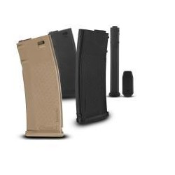 Cargador Specna Arms mid-cap 125bbs TAN