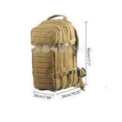 Mochila Compact asalto  CLS 25L Tan