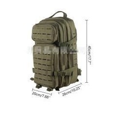Mochila Compact asalto  CLS 25L OD
