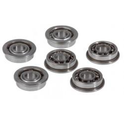 Set 6 Cojinetes 7 mm Acero SAIGO