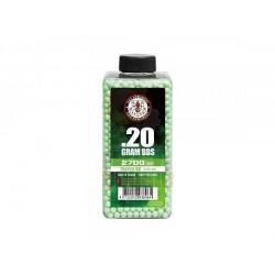 BBS Tracer G&G 0 20 Gr  / 2 700 Rds Verde