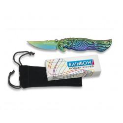 Navaja RAINBOW Bird Hoja 5 2 cm