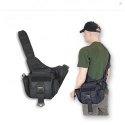 Bandolera Militar Negra BARBARIC FORCE