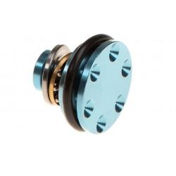 Cabeza de Piston de Aluminio 6 Agujeros CNC