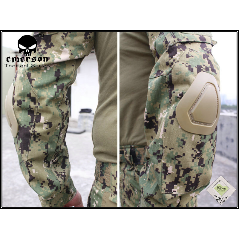 UNIFORME EMERSON MARPAT WOODLAND
