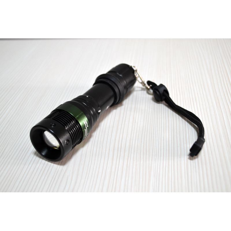 Linterna LED 3 modos