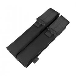 Porta cargador doble P90 Negro