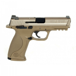 Pistola M&P 9 GBB  Tokio Marui Tan