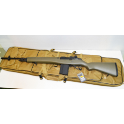 Funda transporte rifle 120 cm. TAN