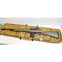 Funda transporte rifle 120 cm. TAN