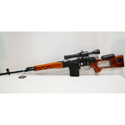 Real Sword SVD AEG with Scope