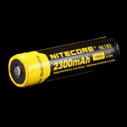 Batería recargable Nitecore  Linterna/Laser