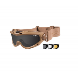 GAFAS SPEAR TAN 3 LENTES WILEY X