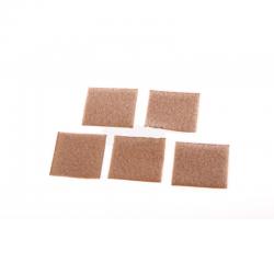 Set Velcro para Casco Tan