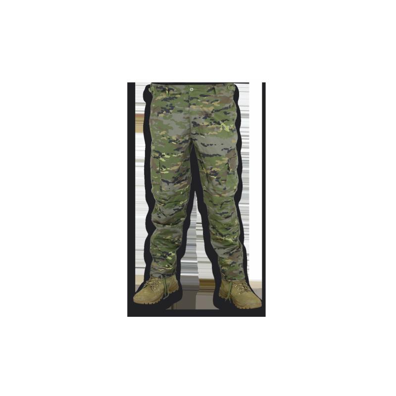 Pantalón M-65 CAMO VERDE